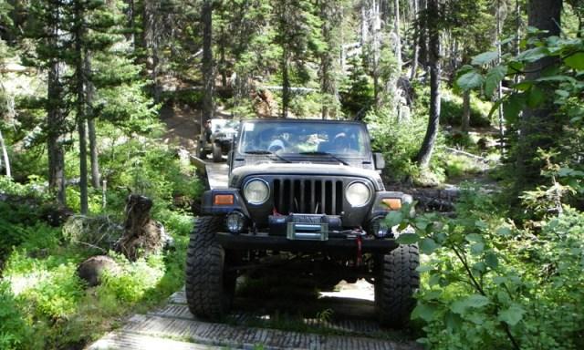 Pacific Northwest 4 Wheel Drive Association's 2011 Trail Jamboree – Day 4 & 5 of 5 35