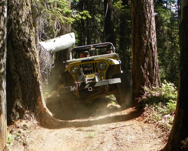 Pacific Northwest 4 Wheel Drive Association's 2011 Trail Jamboree – Day 4 & 5 of 5 43