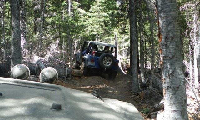 Pacific Northwest 4 Wheel Drive Association's 2011 Trail Jamboree – Day 4 & 5 of 5 56