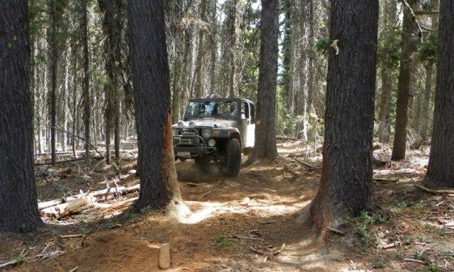 Pacific Northwest 4 Wheel Drive Association's 2011 Trail Jamboree – Day 4 & 5 of 5 70