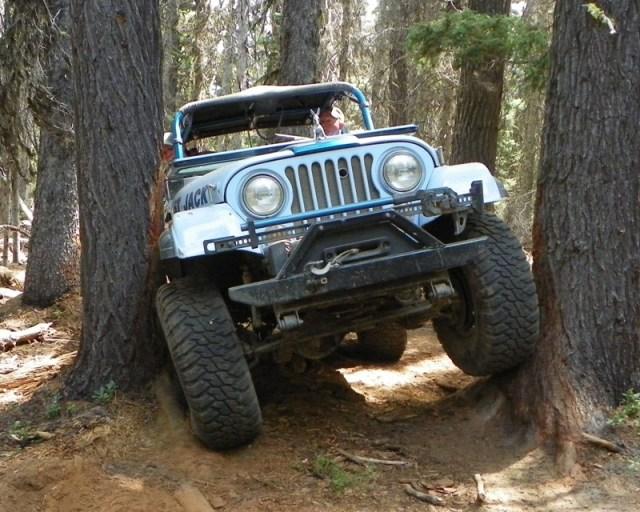 Pacific Northwest 4 Wheel Drive Association's 2011 Trail Jamboree – Day 4 & 5 of 5 73