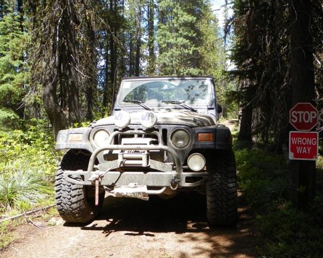 Pacific Northwest 4 Wheel Drive Association's 2011 Trail Jamboree – Day 4 & 5 of 5 92