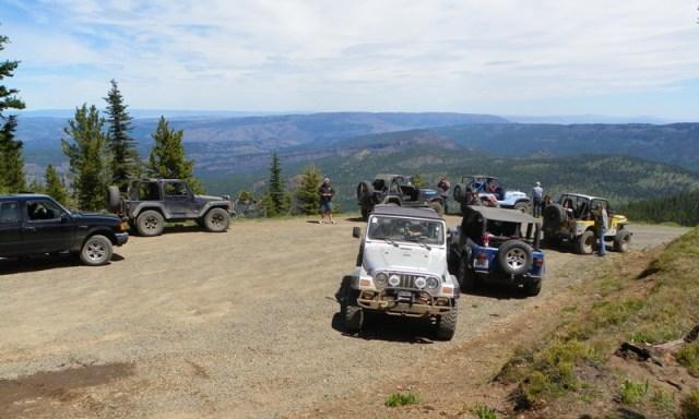 Pacific Northwest 4 Wheel Drive Association's 2011 Trail Jamboree – Day 4 & 5 of 5 99