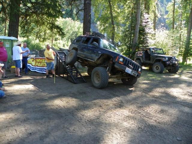 Pacific Northwest 4 Wheel Drive Association's 2011 Trail Jamboree – Day 4 & 5 of 5 114