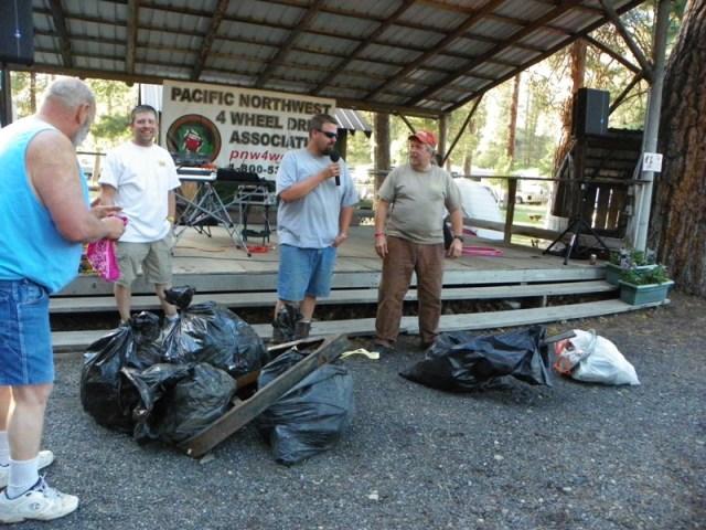 Pacific Northwest 4 Wheel Drive Association's 2011 Trail Jamboree – Day 4 & 5 of 5 122