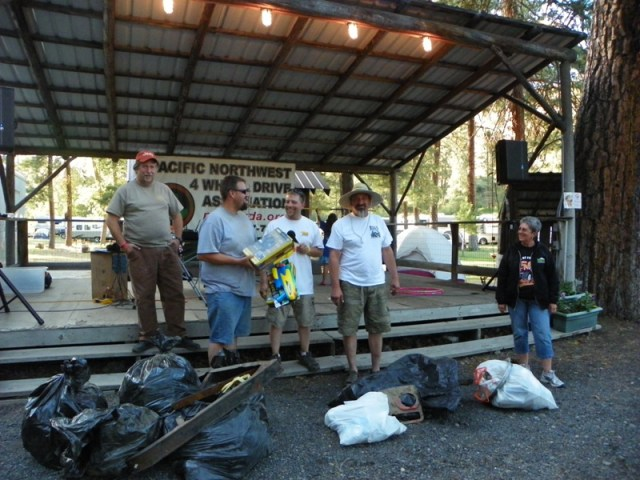 Pacific Northwest 4 Wheel Drive Association's 2011 Trail Jamboree – Day 4 & 5 of 5 124