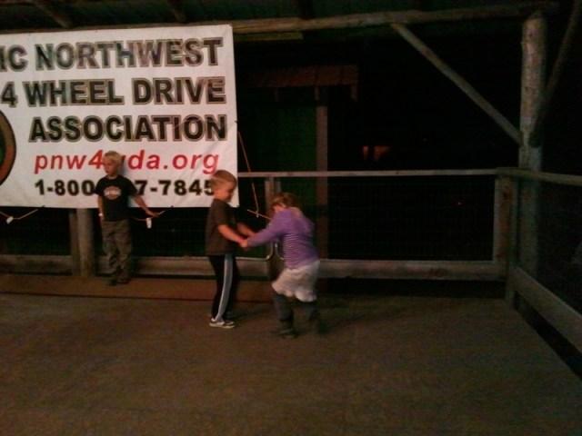 Pacific Northwest 4 Wheel Drive Association's 2011 Trail Jamboree – Day 4 & 5 of 5 137