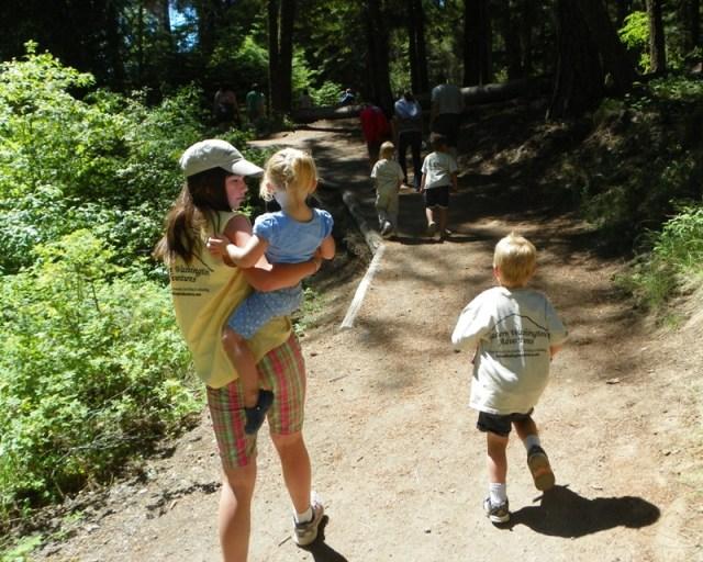 Boulder Cave Hike 3