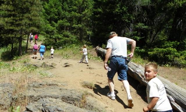 Boulder Cave Hike 15