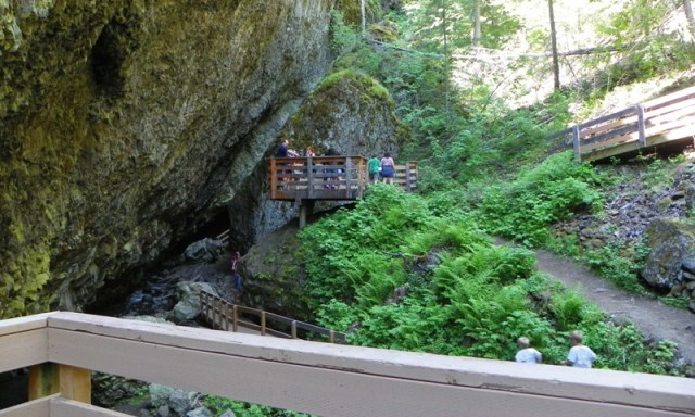 Boulder Cave Hike 50