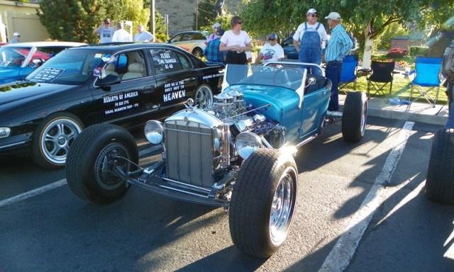 Hot Rods & Harleys 37