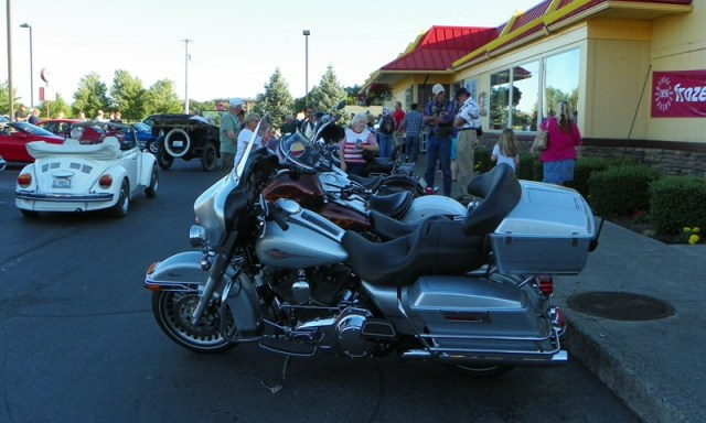 Hot Rods & Harleys 41