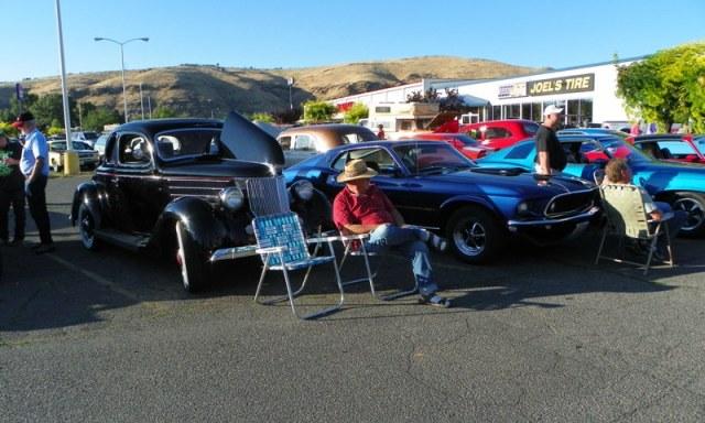 Hot Rods & Harleys 55