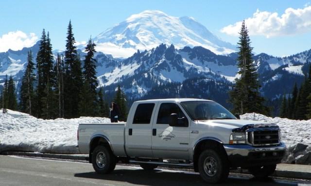 Mt. Rainier Drive 2