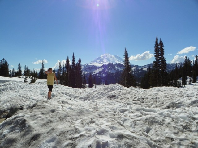 Mt. Rainier Drive 3