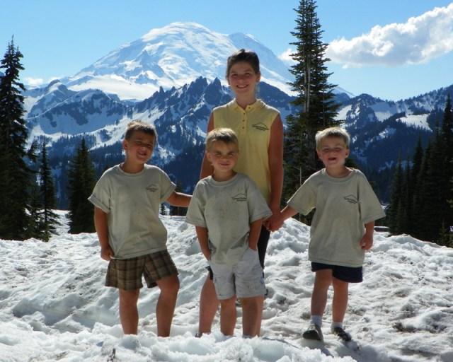 Mt. Rainier Drive 4