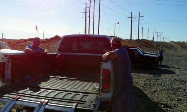 2011 Moses Lake Sand Dunes ORV Run 1
