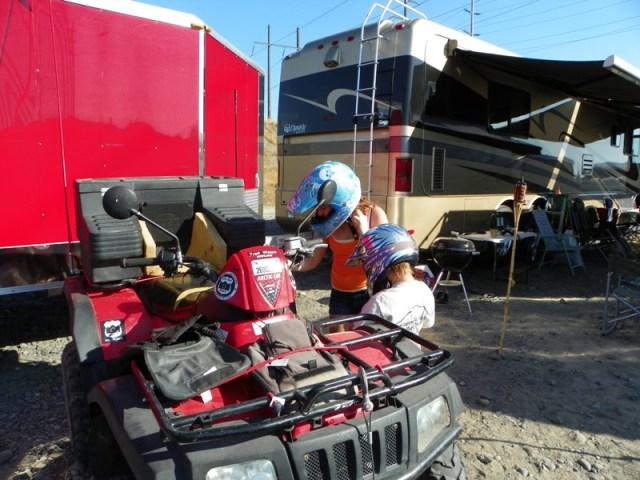 2011 Moses Lake Sand Dunes ORV Run 2