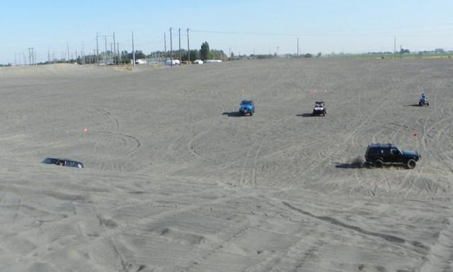 2011 Moses Lake Sand Dunes ORV Run 4