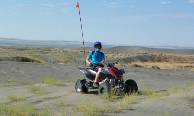 2011 Moses Lake Sand Dunes ORV Run 25
