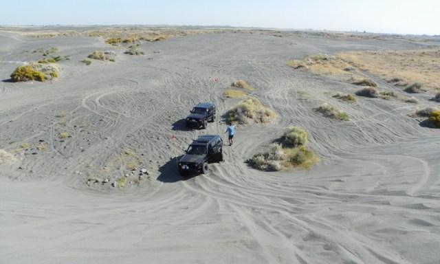 2011 Moses Lake Sand Dunes ORV Run 40
