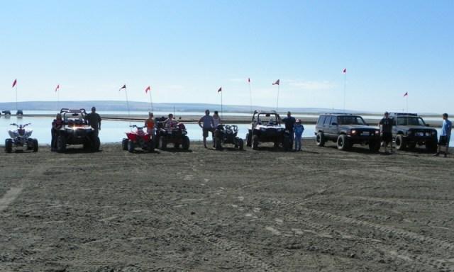 2011 Moses Lake Sand Dunes ORV Run 44