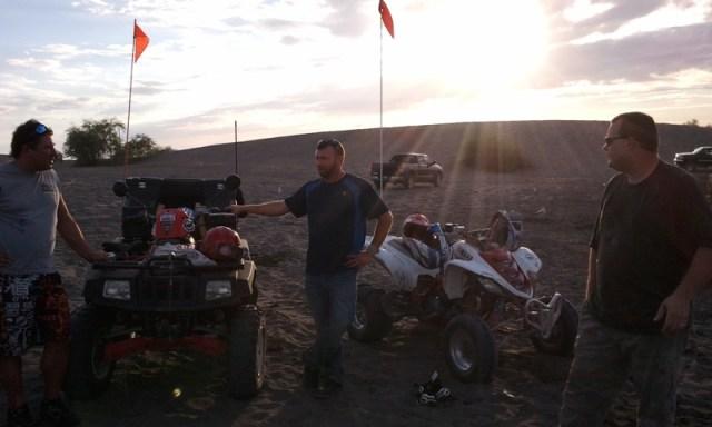 2011 Moses Lake Sand Dunes ORV Run 60
