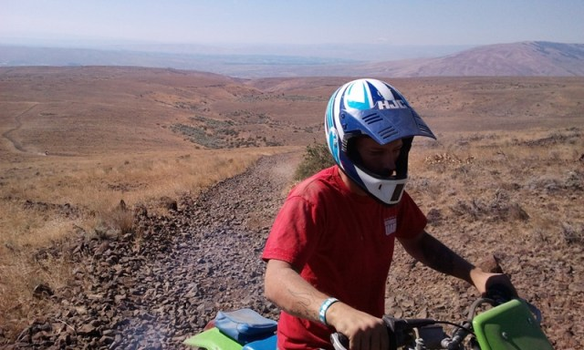 Wenas Wildlife Area Dirt bike/Quad Run – Sept 5 2011 3
