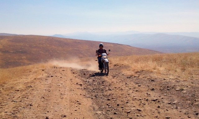 Wenas Wildlife Area Dirt bike/Quad Run – Sept 5 2011 5