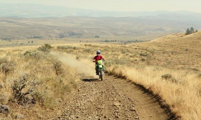 Wenas Wildlife Area Dirt bike/Quad Run – Sept 5 2011 12
