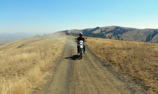 Wenas Wildlife Area Dirt bike/Quad Run – Sept 5 2011 13