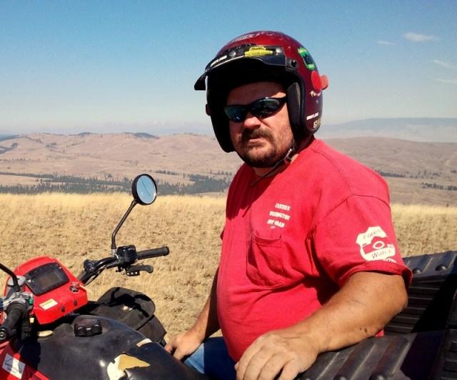 Wenas Wildlife Area Dirt bike/Quad Run – Sept 5 2011 17