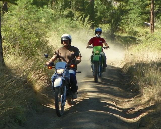 Wenas Wildlife Area Dirt bike/Quad Run – Sept 5 2011 19