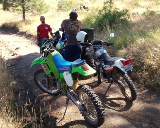 Wenas Wildlife Area Dirt bike/Quad Run – Sept 5 2011 21