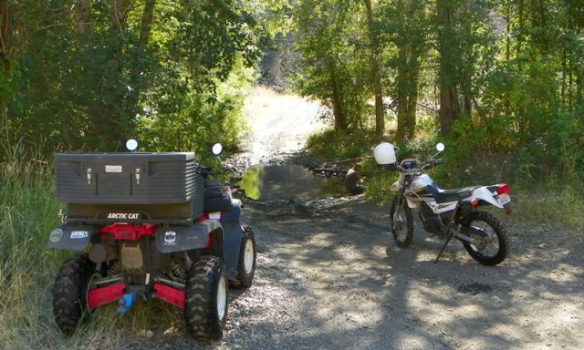 Wenas Wildlife Area Dirt bike/Quad Run – Sept 5 2011 42
