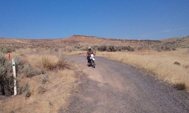 Wenas Wildlife Area Dirt bike/Quad Run – Sept 5 2011 45