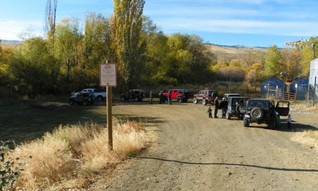 Cleman Mountain Halloween Backroads Run – Oct 29 2011 3