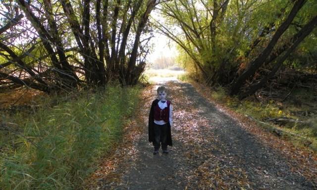 Cleman Mountain Halloween Backroads Run – Oct 29 2011 4