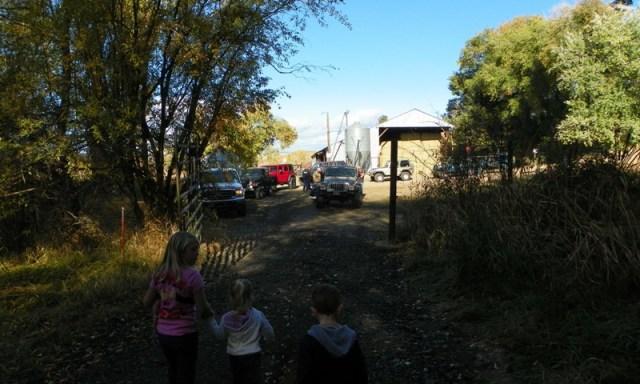 Cleman Mountain Halloween Backroads Run – Oct 29 2011 5