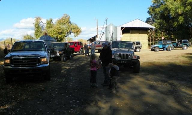Cleman Mountain Halloween Backroads Run – Oct 29 2011 6