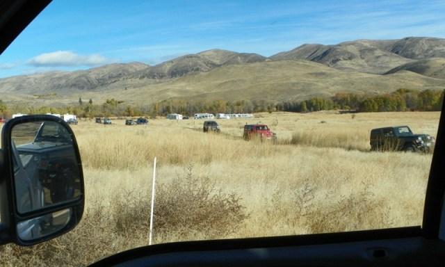 Cleman Mountain Halloween Backroads Run – Oct 29 2011 8