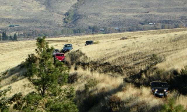 Cleman Mountain Halloween Backroads Run – Oct 29 2011 17