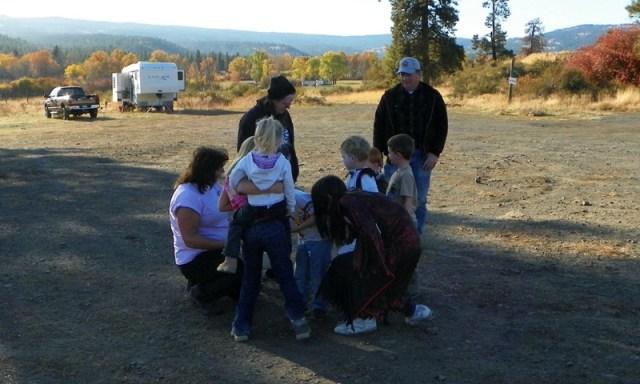 Cleman Mountain Halloween Backroads Run – Oct 29 2011 60