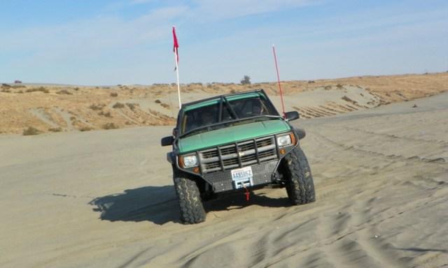 Juniper Dunes ORV Run 10