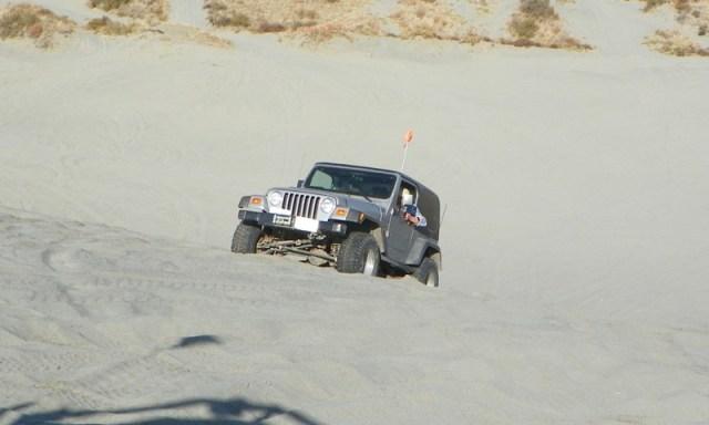 Juniper Dunes ORV Run 16