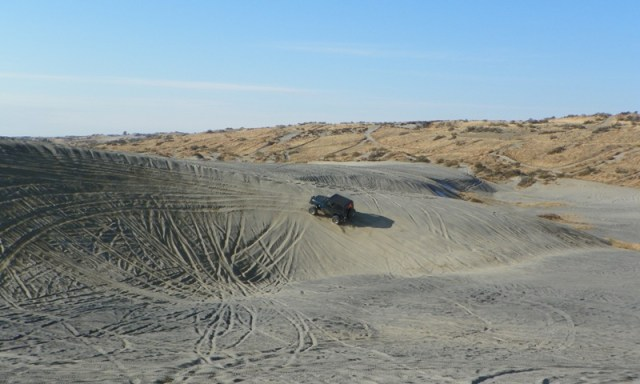 Juniper Dunes ORV Run 21