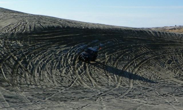 Juniper Dunes ORV Run 23