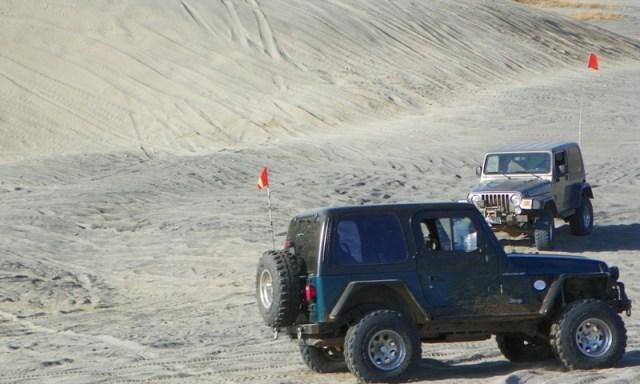 Juniper Dunes ORV Run 24