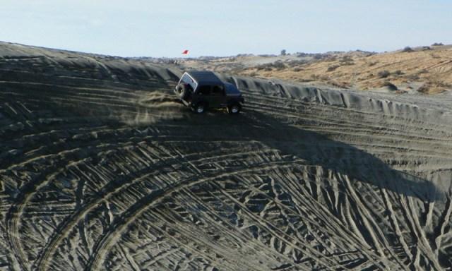 Juniper Dunes ORV Run 26