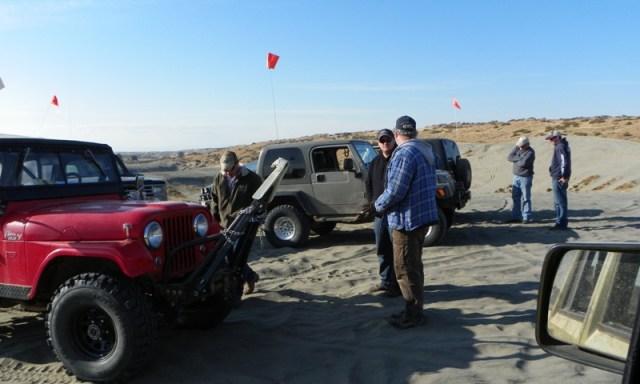 Juniper Dunes ORV Run 35